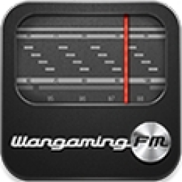 Логотип Wargaming.FM - ROCK