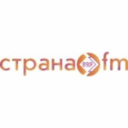 Логотип Радио Страна FM