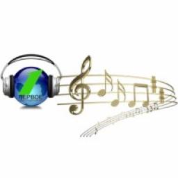 Логотип Первое железнодорожное радио - канал RocK