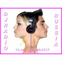 Логотип DJRADIO RUSSIA