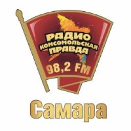 Логотип Комсомольская правда - Самара