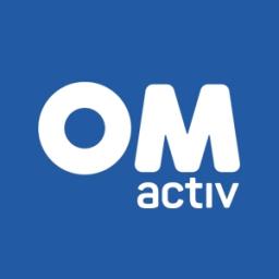 Логотип Radio OM Activ