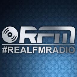 Логотип REAL FM