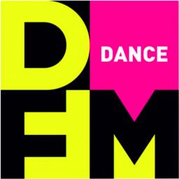 Логотип DFM Краснодар 106.0 FM