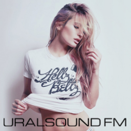 Логотип URALSOUND FM | DEEP HOUSE
