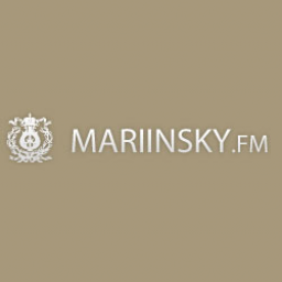 Логотип Мариинский ФМ