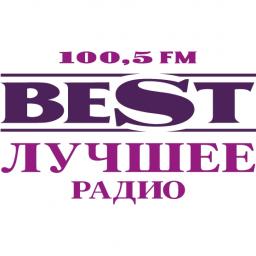 Логотип BEST FM 100,5 FM