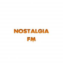 Логотип Nostalgia FM