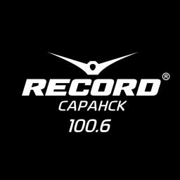 Радио Рекорд Саранск 100.6 FM