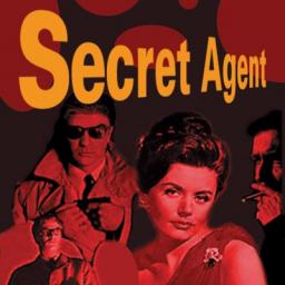 Логотип SomaFM: Secret Agent