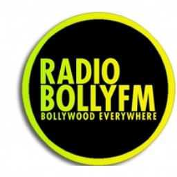 Логотип Bolly FM