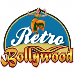 Логотип RETRO BOLLYWOOD