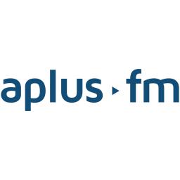 Логотип APLUS.FM