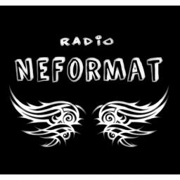 Логотип Радио Неформат