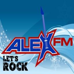 Логотип AlexFM LetsRock