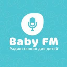 Логотип Baby FM