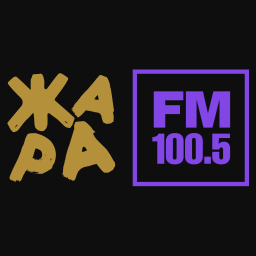 Логотип ЖАРА FM