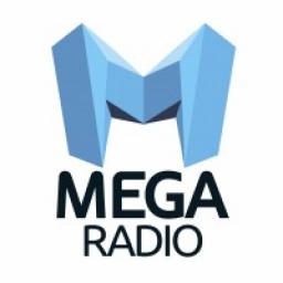 Логотип МЕГА РАДИО