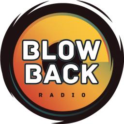 Логотип Blow Back Radio
