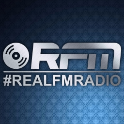 Логотип REAL FM LIGHTS