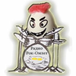 Логотип Радио Рок-Омлет