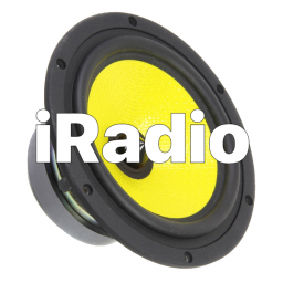 Логотип iRadio