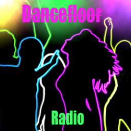 Логотип Dancefloor Radio