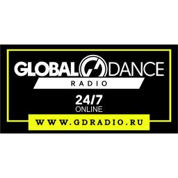 Логотип Global Dance Radio