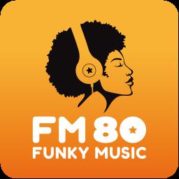 Логотип FM 80 FUNKY MUSIC