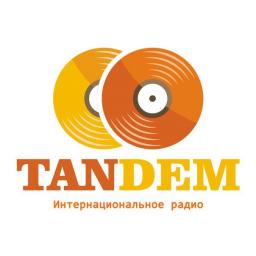 Логотип Радио Тандем 104.7 FM