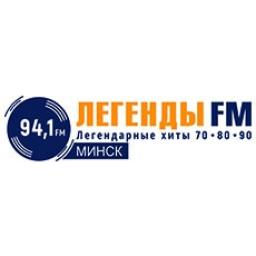 Логотип Легенды FM