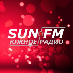 Логотип Русские хиты Южного радио - SunFM Russian