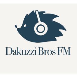 Логотип Dakuzzi Bros FM