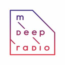 Логотип M.Deep Radio