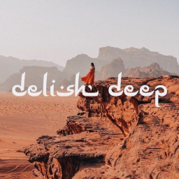 Логотип Delish Deep