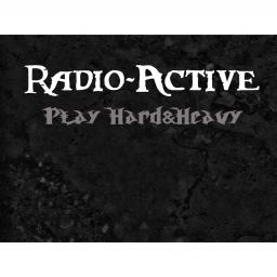 Логотип RadioActive