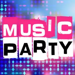Логотип MUSIC PARTY