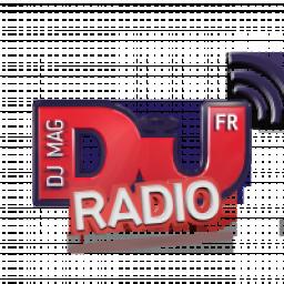 Логотип DJ MAG RADIO