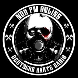 Логотип NDH FM Online