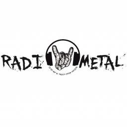 Логотип Radio Metal