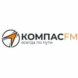 Логотип Компас FM