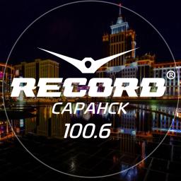 Логотип Радио Рекорд Саранск