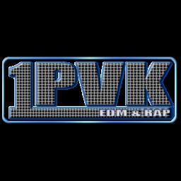 Логотип 1PVK RusRAP