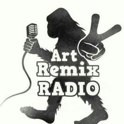 Логотип ArtRemixRadio