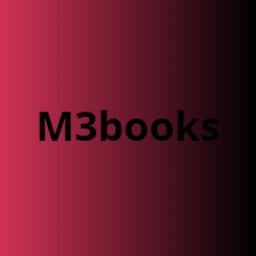 Логотип Радио M3books