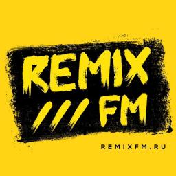 Логотип Remix FM