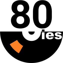 Логотип 80ies