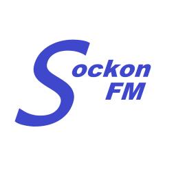 Логотип SOCKON FM