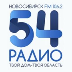 Логотип Радио 54