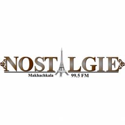 Логотип Радио Nostalgie Махачкала